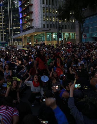 Kolombiya'daki genel grev ve gösteriler sürüyor