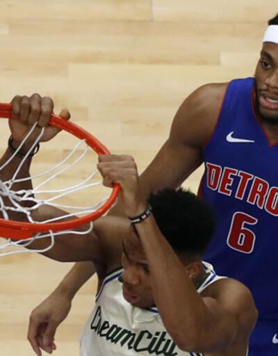 NBA'de Bucks hız kesmiyor