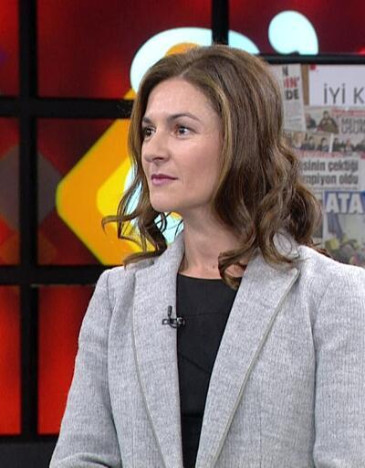NASA'da çalışan tek Türk kadın Feryal Özel CNN TÜRK'te