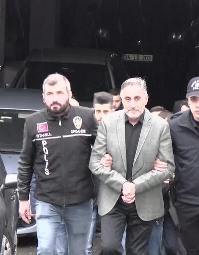 Burhanettin Saral'ın da arasında olduğu 8 kişi tutuklandı