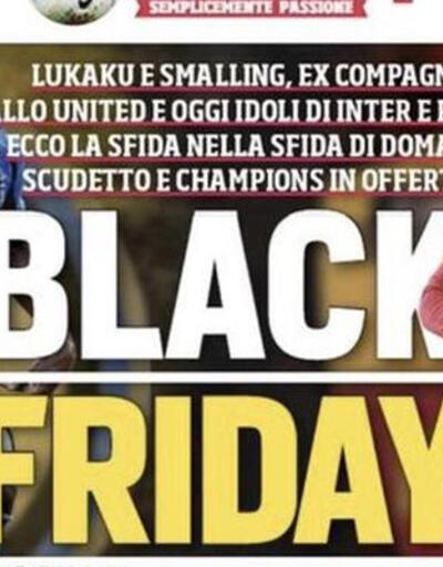 İtalyan basınından ırkçı manşet!