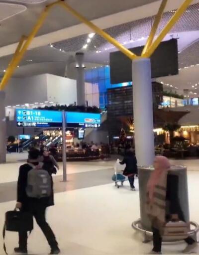 ABD'li aktör İstanbul Havalimanı için övgü yağdırdı