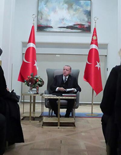 Son dakika... Cumhurbaşkanı Erdoğan'dan Londra'da gazetecilere önemli açıklamalar