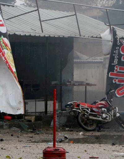 Rasulayn'da bomba yüklü araçla terör saldırısı