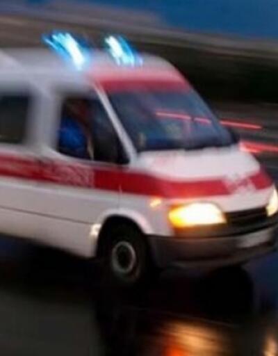 Kaçak elektrik denetimi sırasında fenalaşan kadın öldü