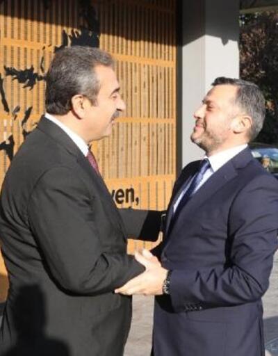 Başkan Çetin: Yerel yönetimde uyumlu çalışma sergiliyoruz