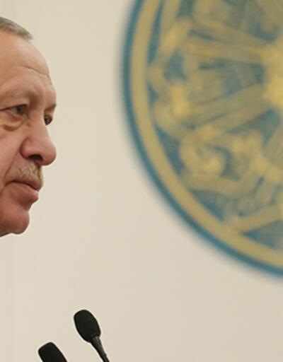 Cumhurbaşkanı Erdoğan: Müslüman terörist olmaz