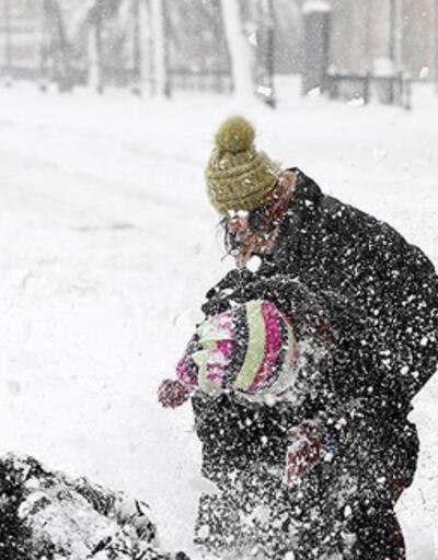 İlk kar tatili haberi geldi! İki ilçede eğitime ara verildi