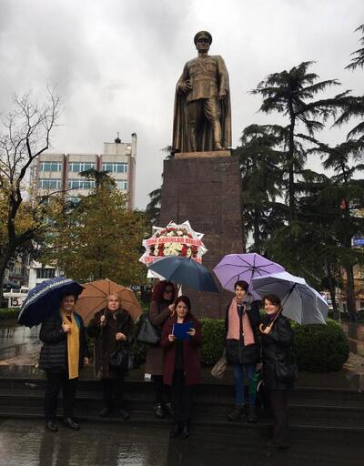Türk Kadınlar Birliği Trabzon Şubesi'nden çağrı