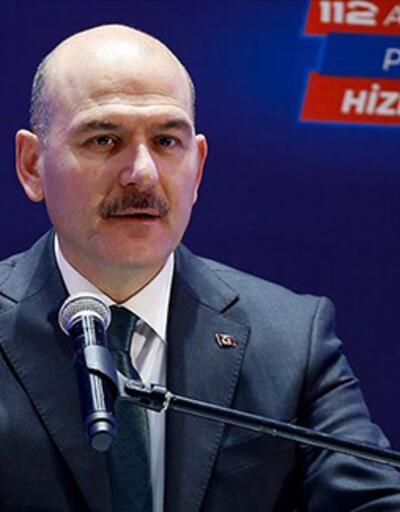 """İçişleri Bakanı Soylu'dan asılsız ihbar tepkisi: """"Ayıp ya..."""""""
