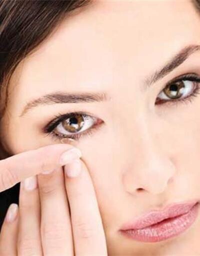 İnternetten alınan lensler sağlığı bozabilir