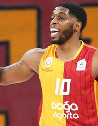 Galatasaray Doğa Sigorta'da Jones 8 hafta yok