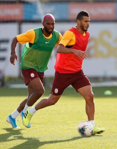 Galatasaray'da Babel ve Belhanda kavga etti iddiası!