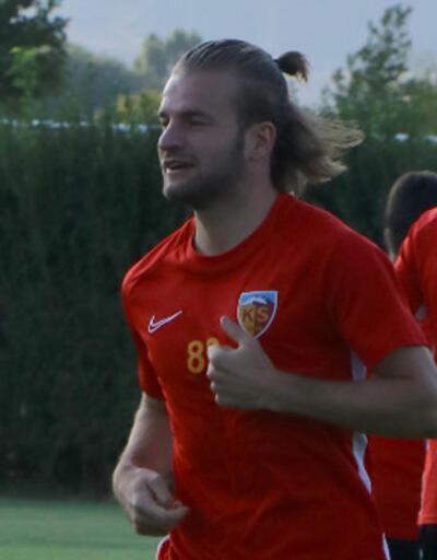 Atila Turan Kayserispor'dan ayrıldı