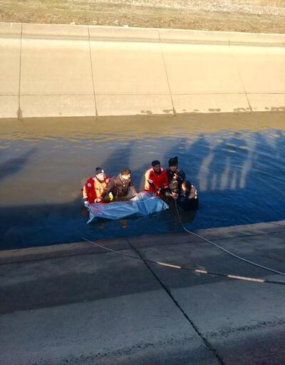 Sulama kanalına düşen avukatın cansız bedeni bulundu