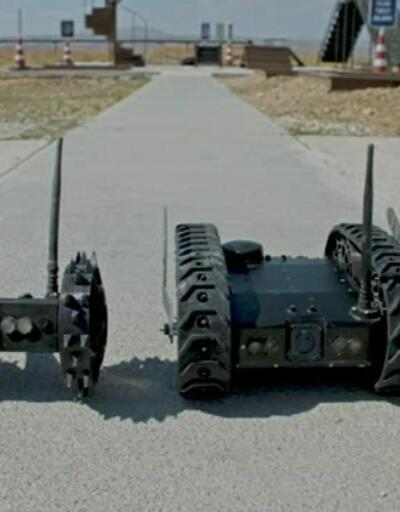 Mini insansız araçlar devrede