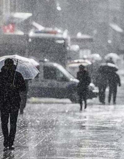 Meteoroloji'denson dakikakar yağışıvehava durumuuyarıları art arda geliyor!