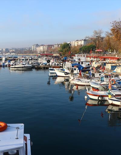 Marmara Denizi'nde poyraz duruldu