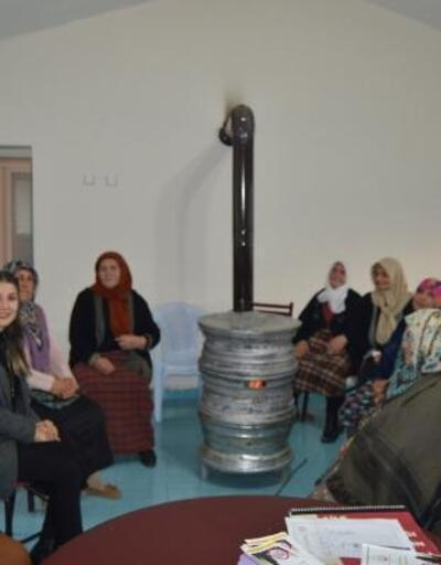 Gölova'da kadın sağlığı eğitimi