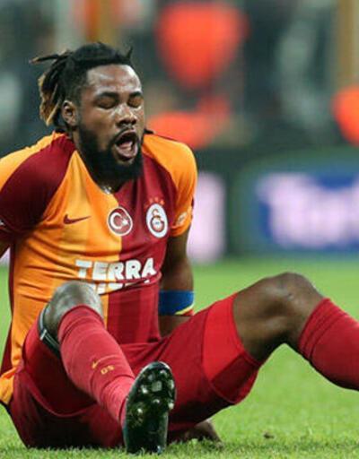 Galatasaray'da Luyindama ameliyat oldu