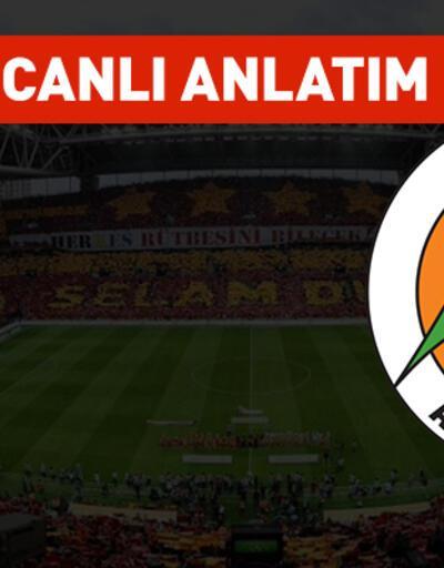 Galatasaray - Alanyaspor CANLI YAYIN