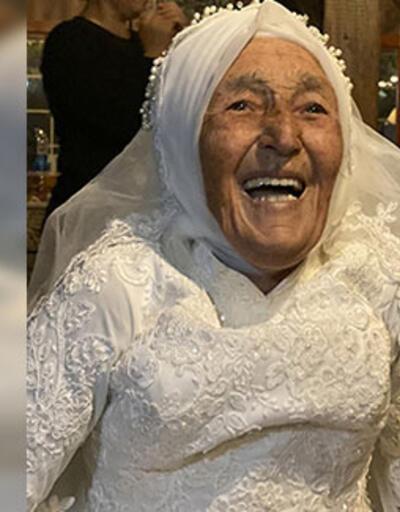 70 yıl sonra hayalini gerçekleştirdi