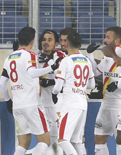 Ankaragücü - Göztepe: 1-3