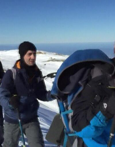 Kayıp dağcılar 6 gündür aranıyor