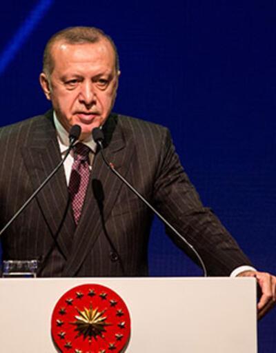 Cumhurbaşkanı Erdoğan Doğan Grubu'nun 60. kuruluş yıl dönümü programına katıldı