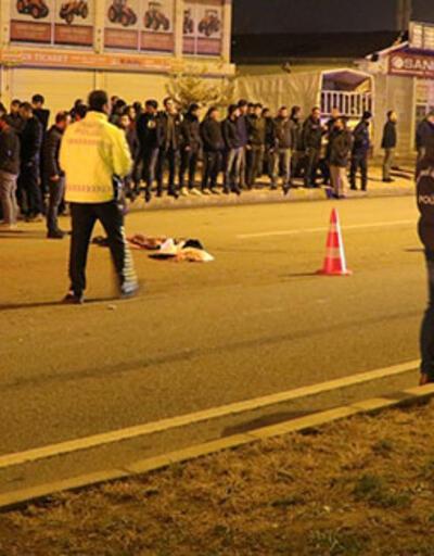 Karşıdan karşıya geçiyordu... Otomobilin çarptığı Songül hayatını kaybetti