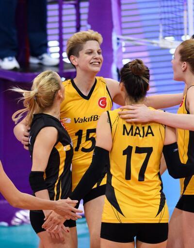 VakıfBank Voleybol Takımı dünya üçüncüsü!