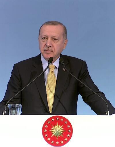 Son dakika... Cumhurbaşkanı Erdoğan, İslam İşbirliği Yatırım Konferansı'nda konuşuyor