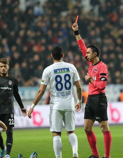 Beşiktaş'a hayat veren gol