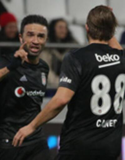 Beşiktaş'ı uçuran ikili