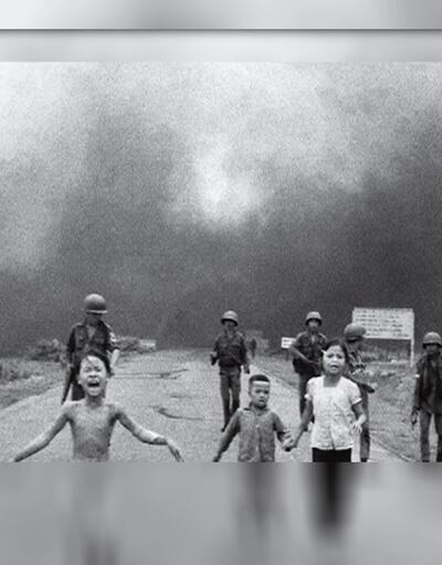 """Vietnam Savaşı'nın simgesi """"Napalm Kızı""""nın hikayesi"""