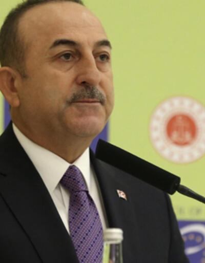 Çavuşoğlu'ndan Kıbrıs açıklaması: Dengeler değişti büyük bir panik var