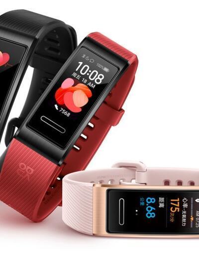 Huawei yeni akıllı bilekliği: Huawei Band 4 Pro