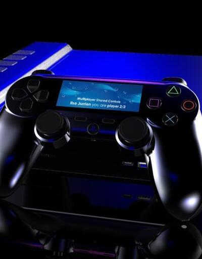 PlayStation 5'in kontrolcüsü Dualshock 5 hakkında yeni bilgiler ortaya çıktı