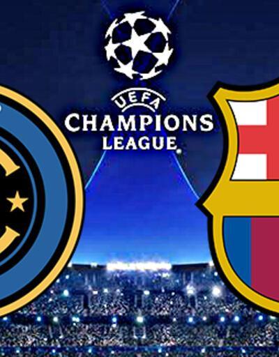 Inter Barcelona maçı ne zaman, saat kaçta, hangi kanalda? (Şampiyonlar Ligi)