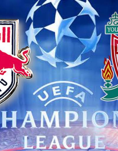 ŞL Salzburg Liverpool maçı ne zaman, saat kaçta, hangi kanalda izlenecek?