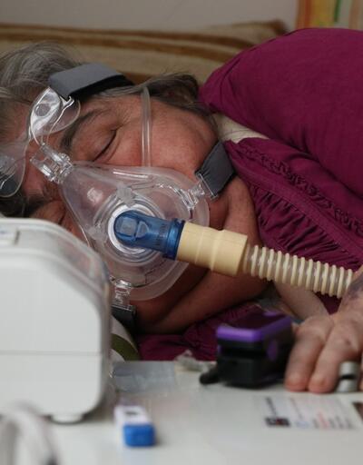 KOAH hastası kadın, yeni oksijen makinesini kullanamadan öldü