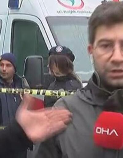 DHA muhabirine çirkin saldırıda yeni gelişme