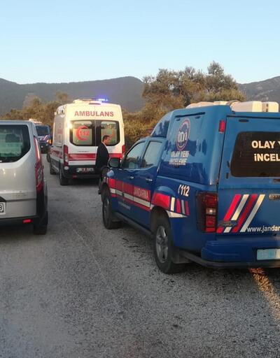 İzmir'de korkunç olay! Yaşlı adam yanarak can verdi