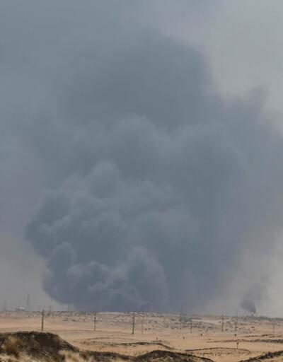 BM'den 'Saudi Aramco' raporu: Silahların İran yapımı olduğu doğrulanamadı