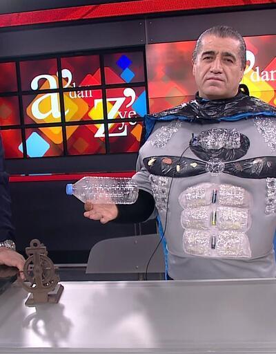 Doğanın 'Petmen'i CNN TÜRK'te