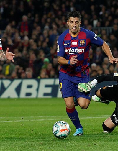 La Liga'da 16. haftanın en iyi beş kurtarışı