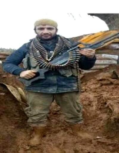 Suikast hazırlığındaki terörist, sınırı sisli ve yağışlı havada geçmiş