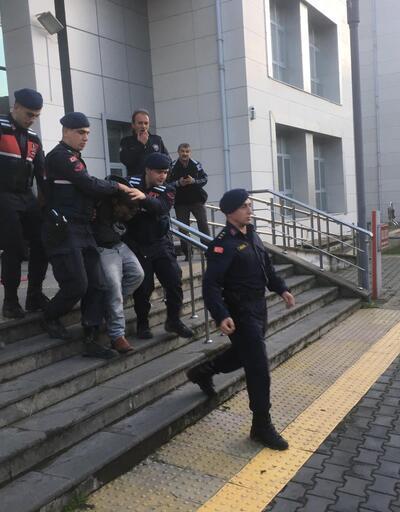 Hastaneden kaçan mahkum yakalandı