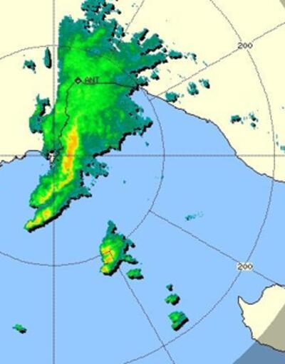 Meteoroloji paylaştı! Kırmızı kodlu uyarı yapılan bölgede son durum