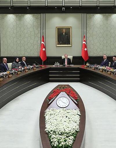 Yılın son Kabine Toplantısı sona erdi